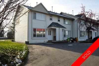 Williams Lake Townhouse for sale:  2 bedroom 1,760 sq.ft. (Listed 2014-11-19)