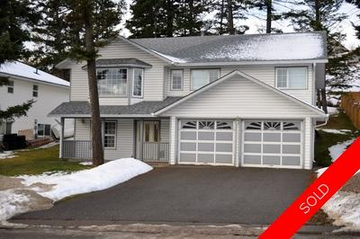 Williams Lake House/Single Family for sale:  3 bedroom 2,140 sq.ft. (Listed 2014-12-10)