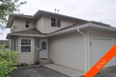 Williams Lake Townhouse for sale:  2 bedroom 1,895 sq.ft. (Listed 2011-05-05)