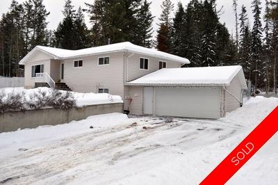 Williams Lake House/Single Family for sale:  5 bedroom 2,800 sq.ft. (Listed 2015-01-14)