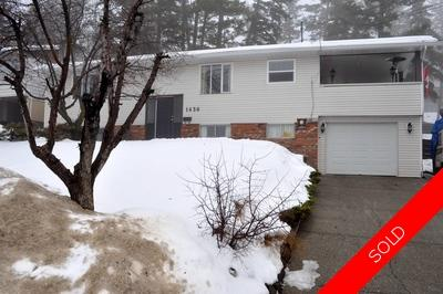 Williams Lake House/Single Family for sale:  4 bedroom 2,360 sq.ft. (Listed 2015-01-24)