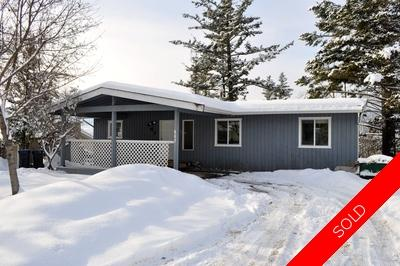 Williams Lake House/Single Family for sale:  3 bedroom 2,580 sq.ft. (Listed 2015-02-04)