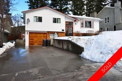Williams Lake House/Single Family for sale:  4 bedroom 2,100 sq.ft. (Listed 2015-02-06)