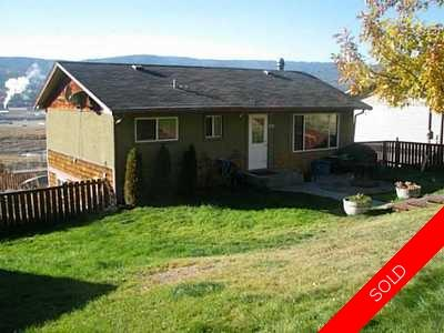 Williams Lake House/Single Family for sale:  3 bedroom 1,810 sq.ft. (Listed 2015-03-13)