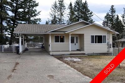 Williams Lake House/Single Family for sale:  4 bedroom 2,200 sq.ft. (Listed 2015-03-13)
