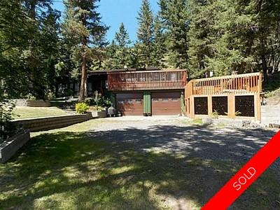 Williams Lake House with Acreage for sale:  3 bedroom  (Listed 2015-03-16)
