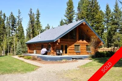 Williams Lake House with Acreage for sale:  3 bedroom 3,006 sq.ft. (Listed 2015-03-17)