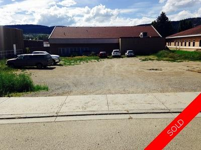 Williams Lake Land for sale:   13,460 sq.ft. (Listed 2015-08-04)