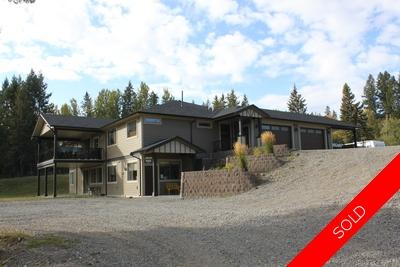 Williams Lake House with Acreage for sale:  6 bedroom 5,000 sq.ft. (Listed 2016-02-21)