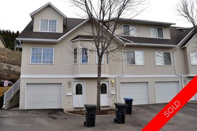 Williams Lake Townhouse for sale:  2 bedroom 1,388 sq.ft. (Listed 2016-03-10)