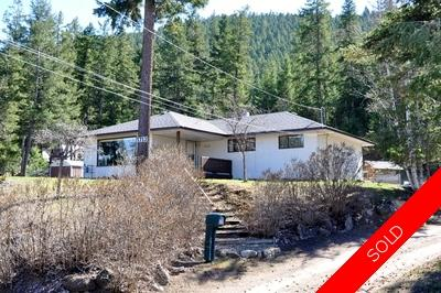 Williams Lake House/Single Family for sale:  3 bedroom 1,208 sq.ft. (Listed 2015-12-03)