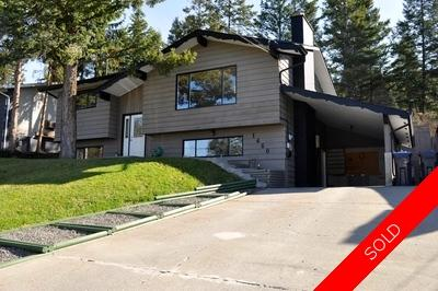 Williams Lake House/Single Family for sale:  3 bedroom 1,887 sq.ft. (Listed 2016-04-07)