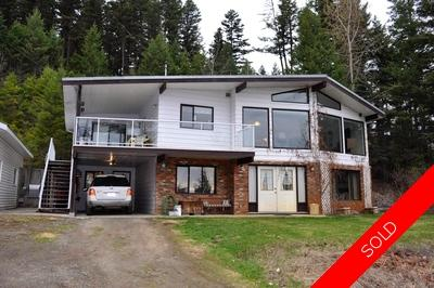Williams Lake House with Acreage for sale:  4 bedroom 2,960 sq.ft. (Listed 2016-04-10)
