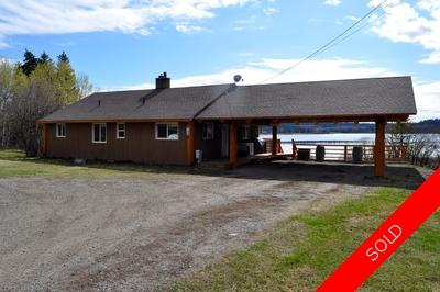 Williams Lake House/Single Family for sale:  3 bedroom 1,880 sq.ft. (Listed 2016-04-12)