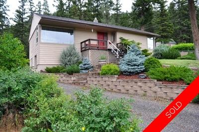 Williams Lake House/Single Family for sale:  3 bedroom 2,280 sq.ft. (Listed 2016-07-04)