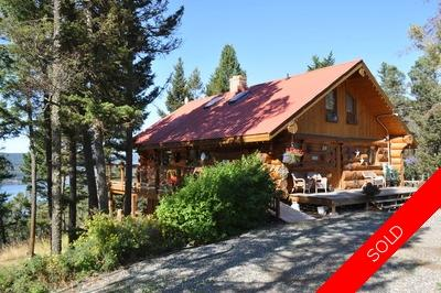Williams Lake House with Acreage for sale:  4 bedroom 3,030 sq.ft. (Listed 2016-08-09)