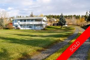 Williams Lake House with Acreage for sale:  2 bedroom 2,050 sq.ft. (Listed 2016-10-20)