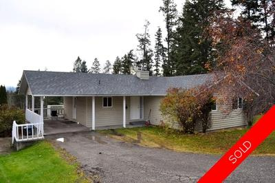 Williams Lake House/Single Family for sale:  4 bedroom 2,580 sq.ft. (Listed 2016-10-23)