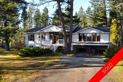 Williams Lake House/Single Family for sale:  4 bedroom 2,588 sq.ft. (Listed 2016-11-01)
