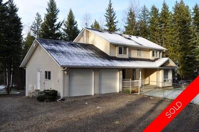 Williams Lake House with Acreage for sale:  5 bedroom 3,186 sq.ft. (Listed 2016-10-23)